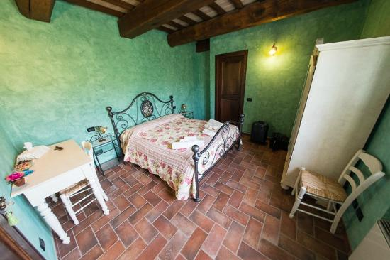 Rocca Sant'Angelo, Италия: La nostra camera