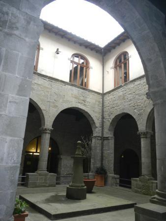 Camaldoli, Italien: Chiostro