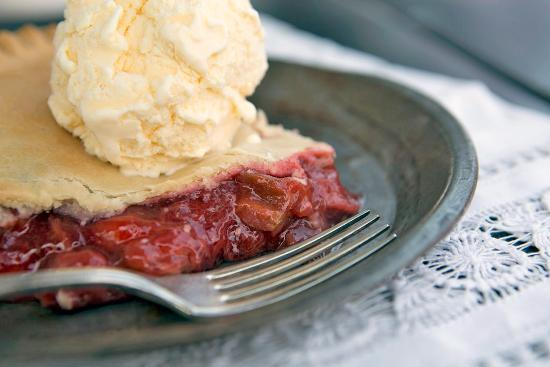 Sumner, WA: Rhubarb Pie Capital of the World