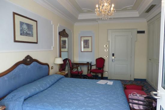 Hotel Terme Due Torri: Zimmer