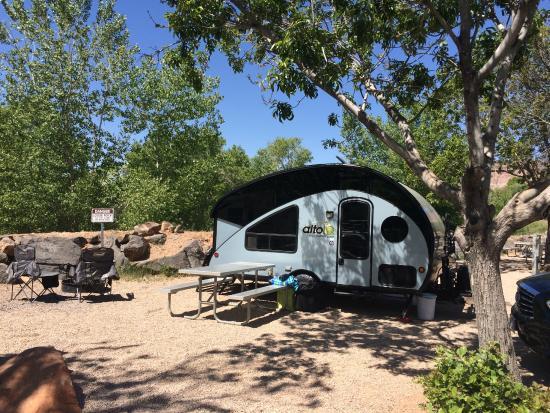 Zion River Resort: Site #99