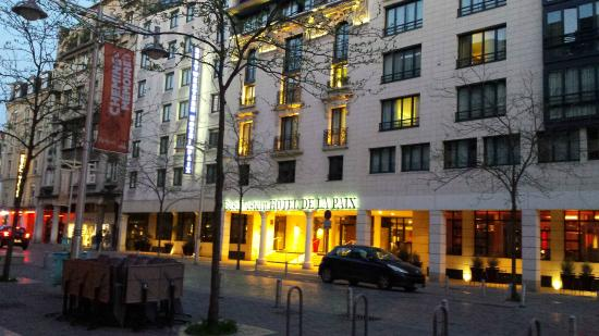 Hotels Reims France Best Western