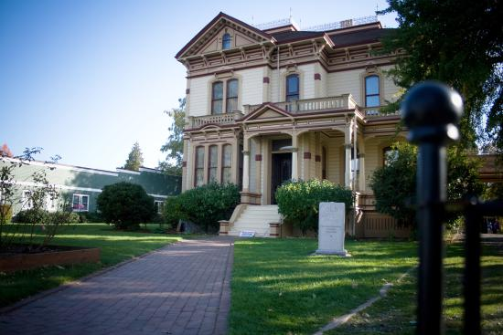 Puyallup, WA: Historic Meeker Mansion