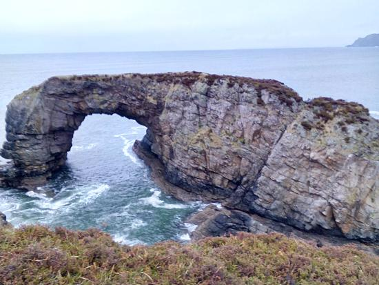 Donegal Town, Irland: Sea Arch