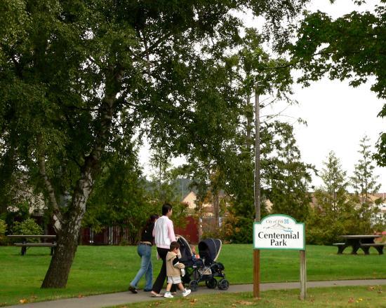 Fife, WA: Centennial Park