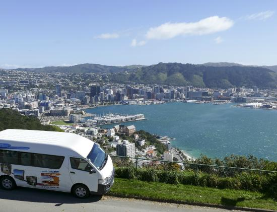 ‪Wellington Hop On Hop Off Guided Tours‬