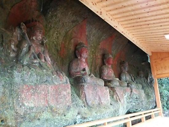 Sugao Stone Statue