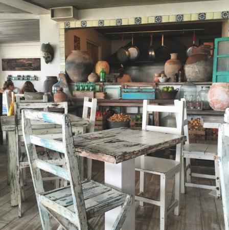 Posada Margherita: Restaurante