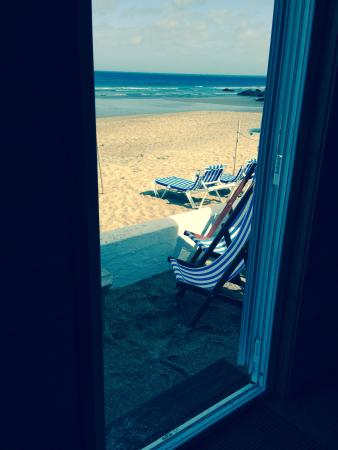 Tolcarne Beach Apartments: Your doorstep