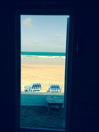 Tolcarne Beach Apartments: I mean seriously!! In the uk!!