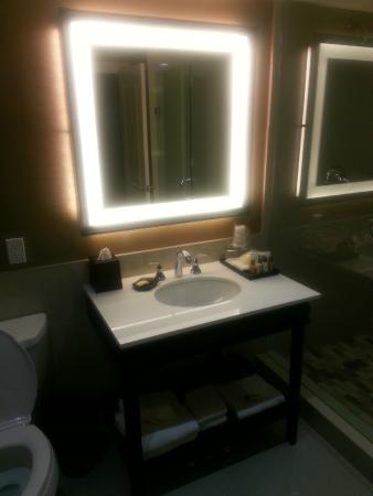 Sheraton Parkway Toronto North: bathroom