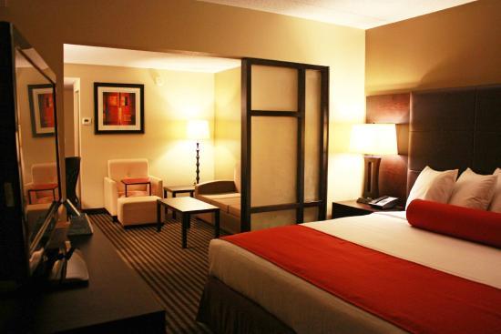 BEST WESTERN PLUS West Akron Inn & Suites: Best Western Plus - King Suite