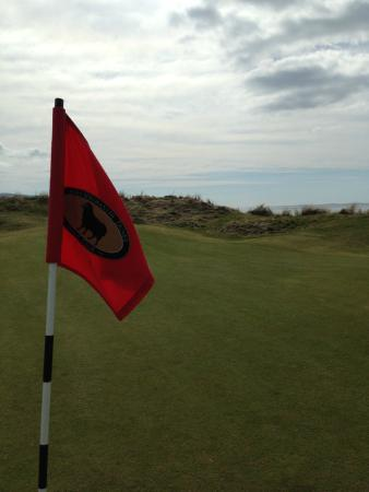 The Ugadale Hotel & Cottages: Machrihanish Dunes Course