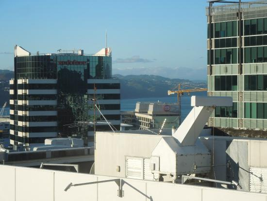 My room picture of james cook hotel grand chancellor for 147 the terrace wellington new zealand