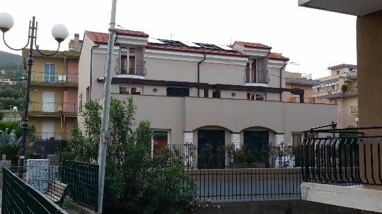 Le Vele Residence : Miriam the owner is an excellent host. The place is awesome, very modern and comfortable. 10/10