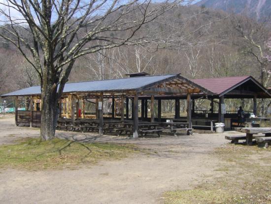 Shobugahama Camping Site