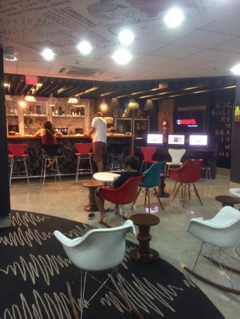 Ibis Rio de Janeiro Botafogo : Bar do hotel