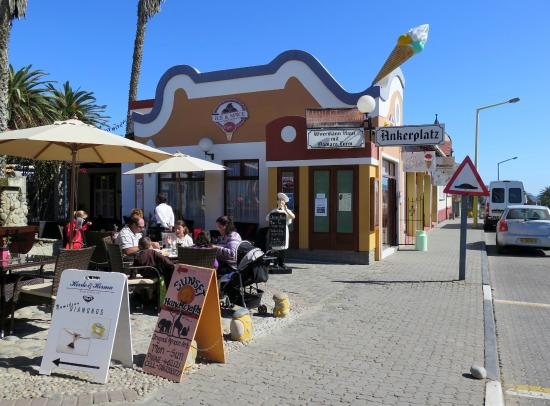breakfast the jetty cafe with Restaurant Review G298357 D7147599 Reviews Ice And Spice Cafe Swakopmund Erongo Region on Musselbed activities likewise Musselbed activities moreover Picnic Spots additionally Coffs Harbour moreover 8538.