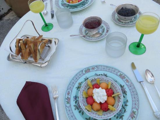 The Villa Tievoli: yummy with flair