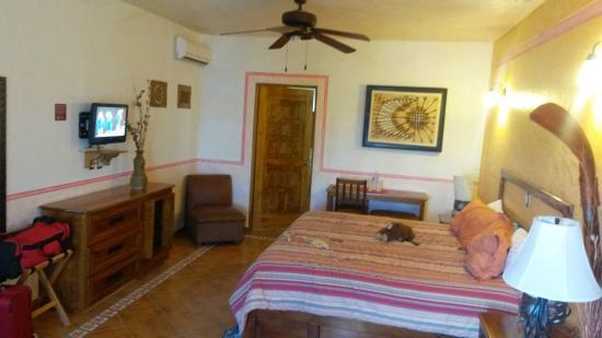 La Casona Tequisquiapan Hotel & Spa : Habitación 18 del hotel la casona Tequisquiapan