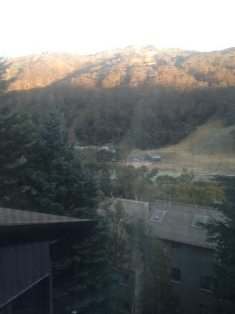 View from Black Bear Inn