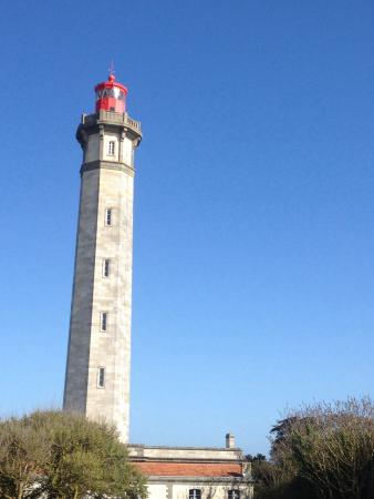 Webcam ile de re phare des baleines