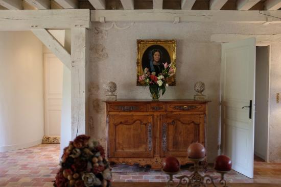 Le Clos Pasquier: Living area