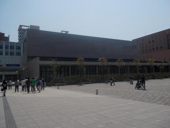 Akita Senshu Museum of Art: 外観