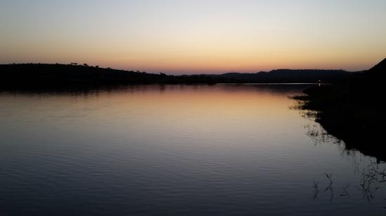 Olifants River Safaris Day Trips: late sunset