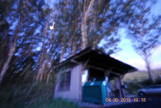 Haleakala National Park Campgrounds / Wilderness Cabins: Dusk