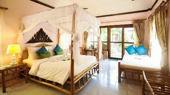 Chaweng Buri Resort: Deluxe Garden Villa1