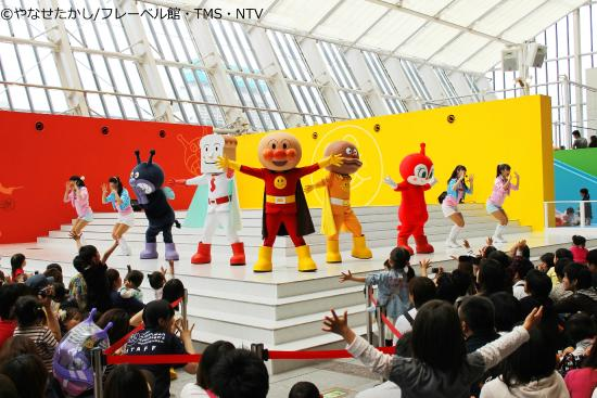 Fukuoka Anpanman Children's Museum in Mall