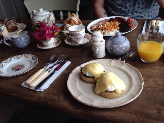 Buttercross Bed and Breakfast: Breakfast