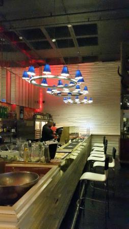 Havana Grill: inside bar