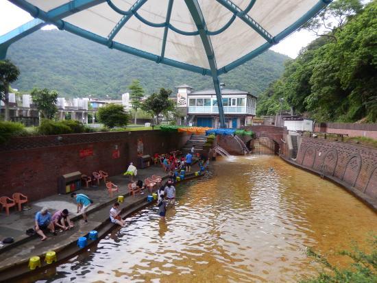 Yilan, Taiwan: 暑い日はオススメ!
