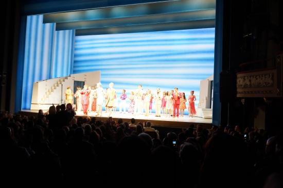 Mamma Mia! on Broadway: Mamma Mia! 3