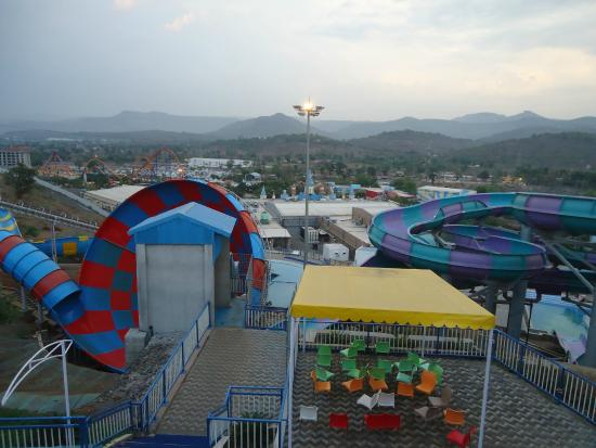 Khopoli, India: Rides at Aqua Imagica 6