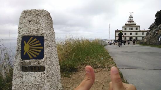 Cape Finisterre, Spanien: Finisterre