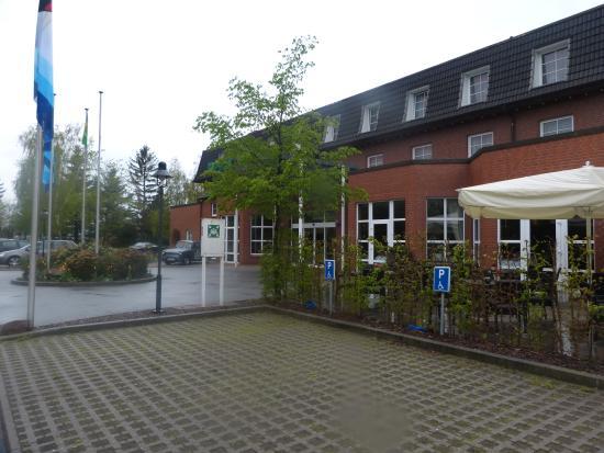 Landhotel Spornitz Van der Valk: Hotellet