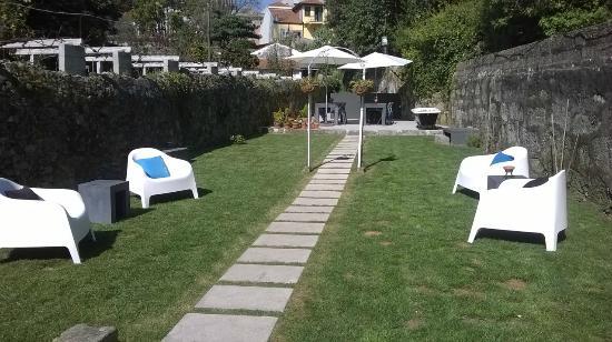 Porta Azul: Garden