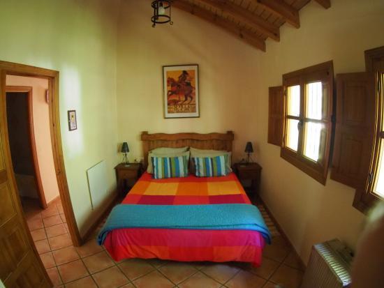 El Sueno : Casita Mimosa - master bedroom