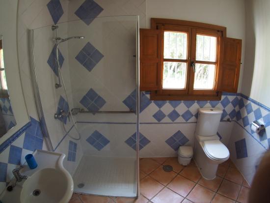El Sueno : Casita Mimosa - bathroom