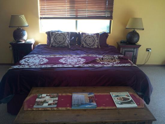 Gumtree on Gillies Bed and Breakfast: Bed