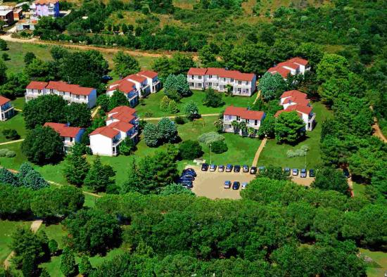Ai Pini Medulin Resort: Area