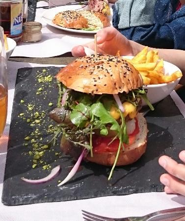 Hamburger de la Tour du Molard