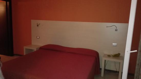 Janus Hotel: Chambre