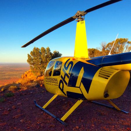 Yulara, Australia: On top of Mt.Conner
