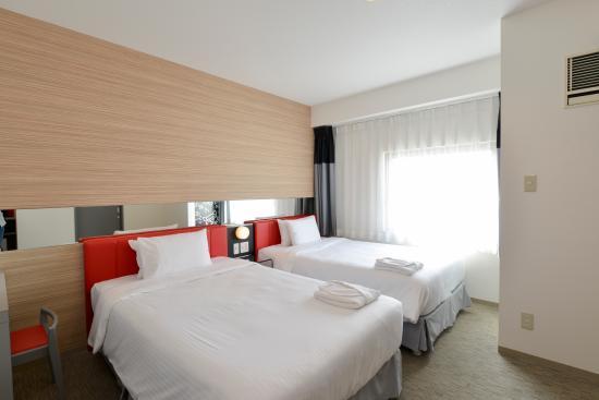 โรงแรมเรด แพลนเนต นาฮา โอกินาวะ