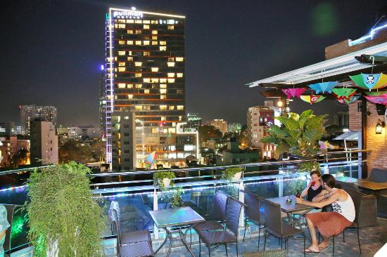 The View Rooftop Bar - Picture of The View Rooftop Bar, Ho Chi Minh