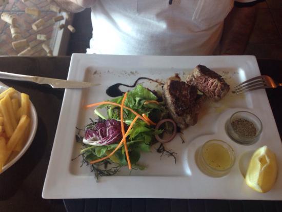 Dabda Wine Bar Tapas y Restaurant: Fillet steak